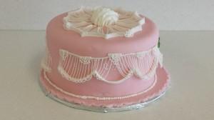 Australian String Method Sampler cake