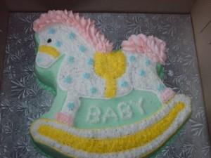 Baby Shower Cake Nov 2013