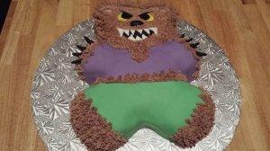 Torias cake