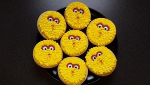 Big Bird Cookies