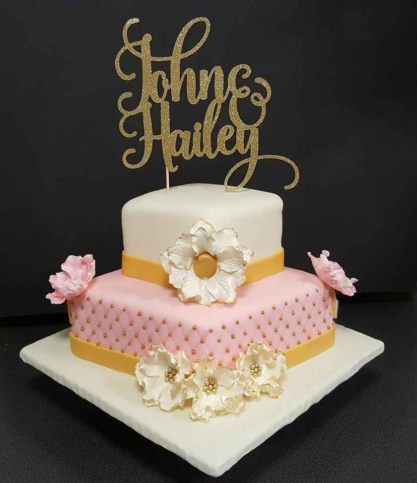Decorating Ideas > Engagement Ideas  Pretty Cakes  Pretty Cakes ~ 001710_Cake Design Ideas For Engagement