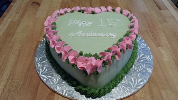 A Sweet Pea Anniversary Cake From Sweetie Pretty Cakes Pretty